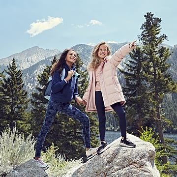 Best Cold Weather Clothing From Athleta Girl
