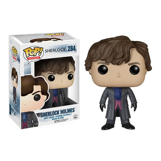Sherlock Funko Pop! Dolls