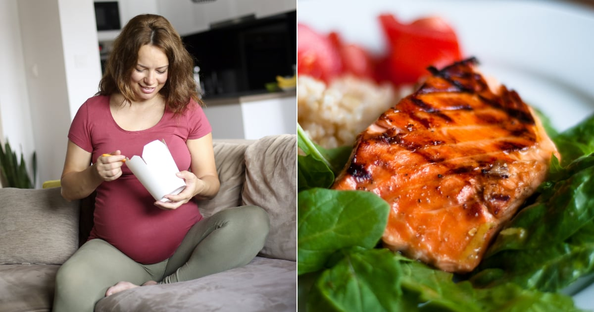 what pregnant women should know about eating seafood