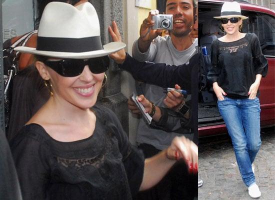 17/11/08 Kylie Minogue