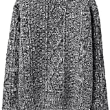 Nothing beats a thick, cozy sweater, like this Peter Jensen Cable Knit Jumper ($337) — you can dress it up with a sexy leather skirt or down with jeans and Converse.