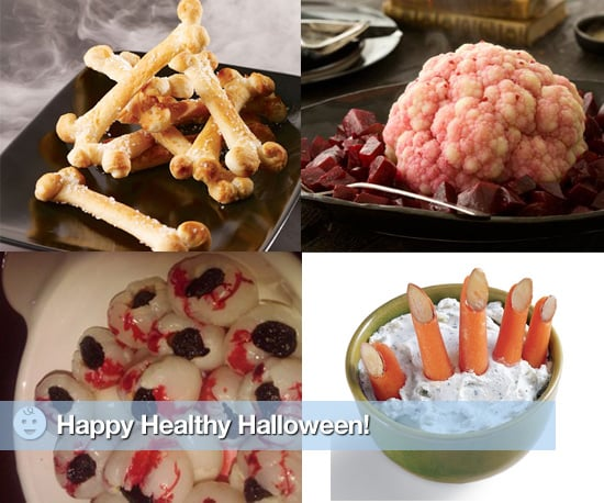 share this link - Halloween Scary Desserts