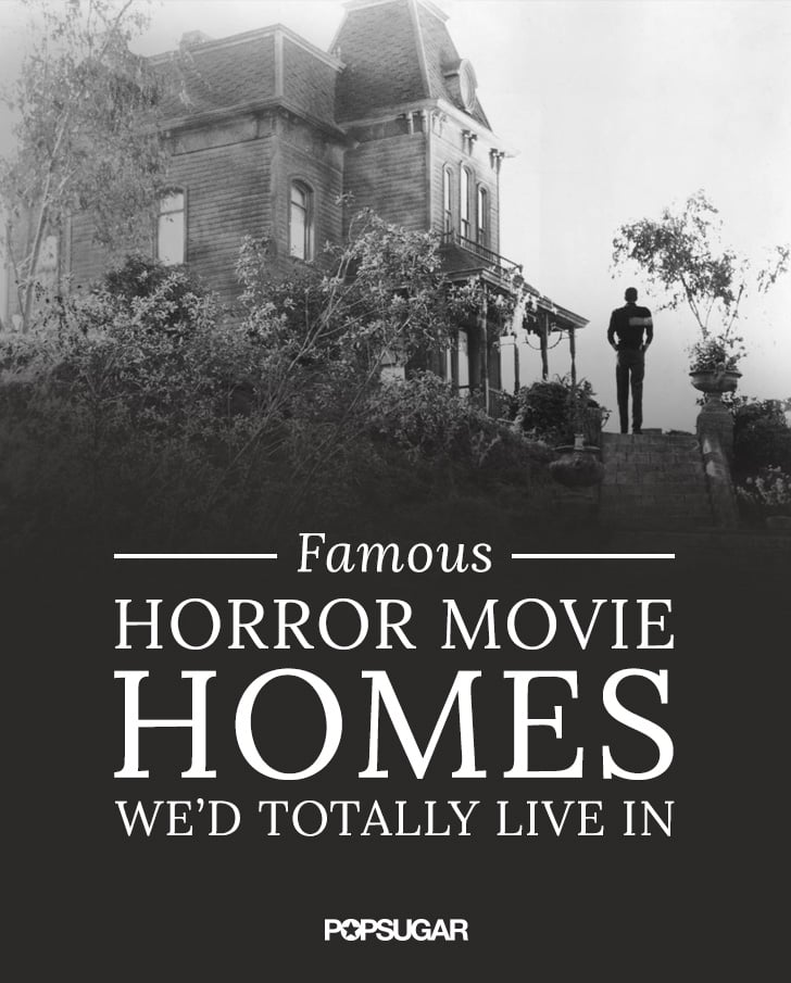 Horror-Movie Houses in Real Life