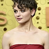 Joey King's Textured Pixie Cut