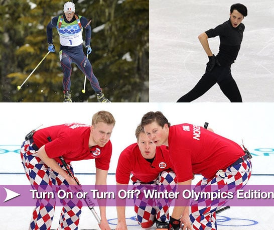Turn On or Turn Off? Winter Olympics Edition
