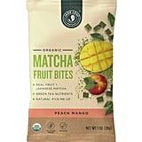 Peach Mango Matcha Fruit Bites