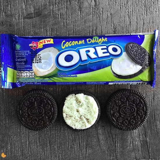 Coconut Delight Oreos