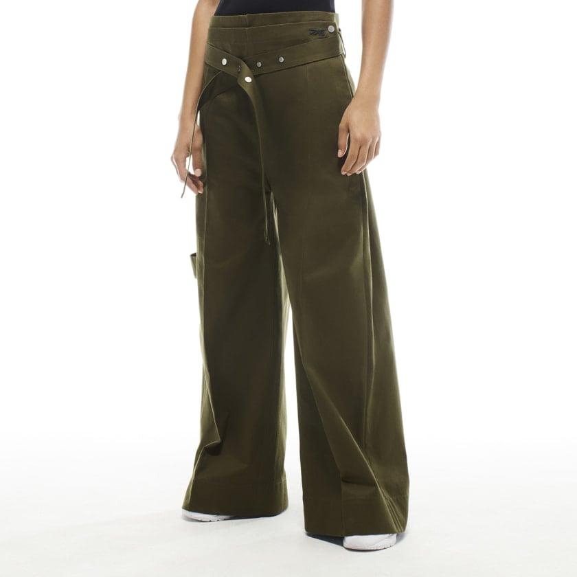 Reebok x VB Fashion Pants — Green