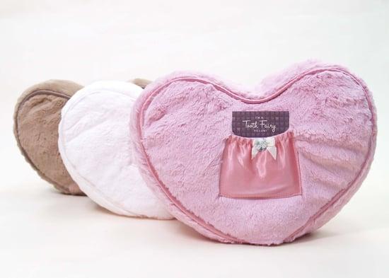 Lil Find: Little Giraffe Tooth Fairy Pillows