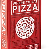 Hachette Book Group Where to Eat Pizza Hardcover Book