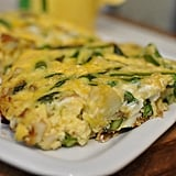 Asparagus, Potato, and Cheddar Frittata