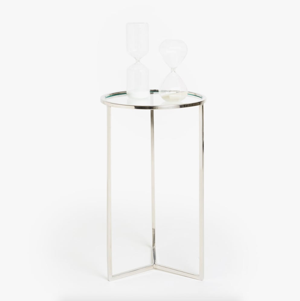 Chic side tables popsugar home uk for Table zara home