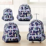 Mackenzie Navy Mermaids Backpacks