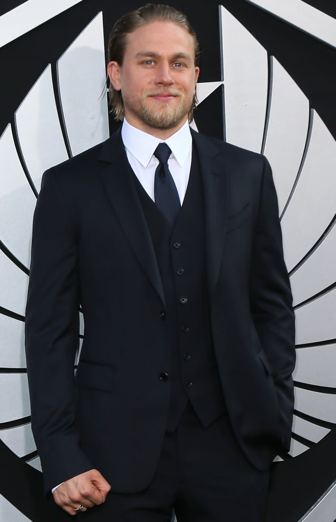 In case you hadn't heard, Charlie Hunnam has been cast as Christian Grey in Fifty Shades of Grey. Here's a list of reasons why you should get behind it!