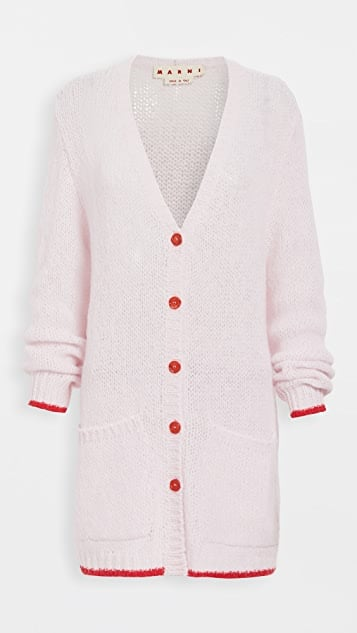 Marni Long Sleeve Cardigan