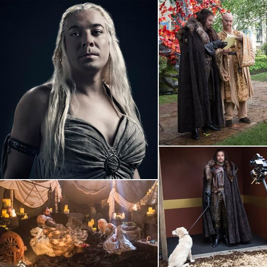 Sneak Peek: Jimmy Fallon's Game of Thrones Spoof