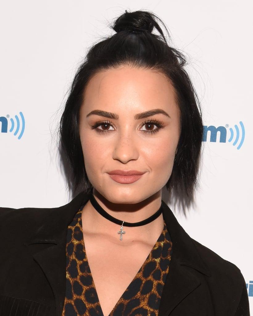 2016 | Demi Lovato's Eyebrows | POPSUGAR Latina Photo 9