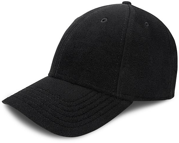 A Solid-Colored Cap