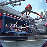 The New Attraction: WEB SLINGERS: A Spider-Man Adventure