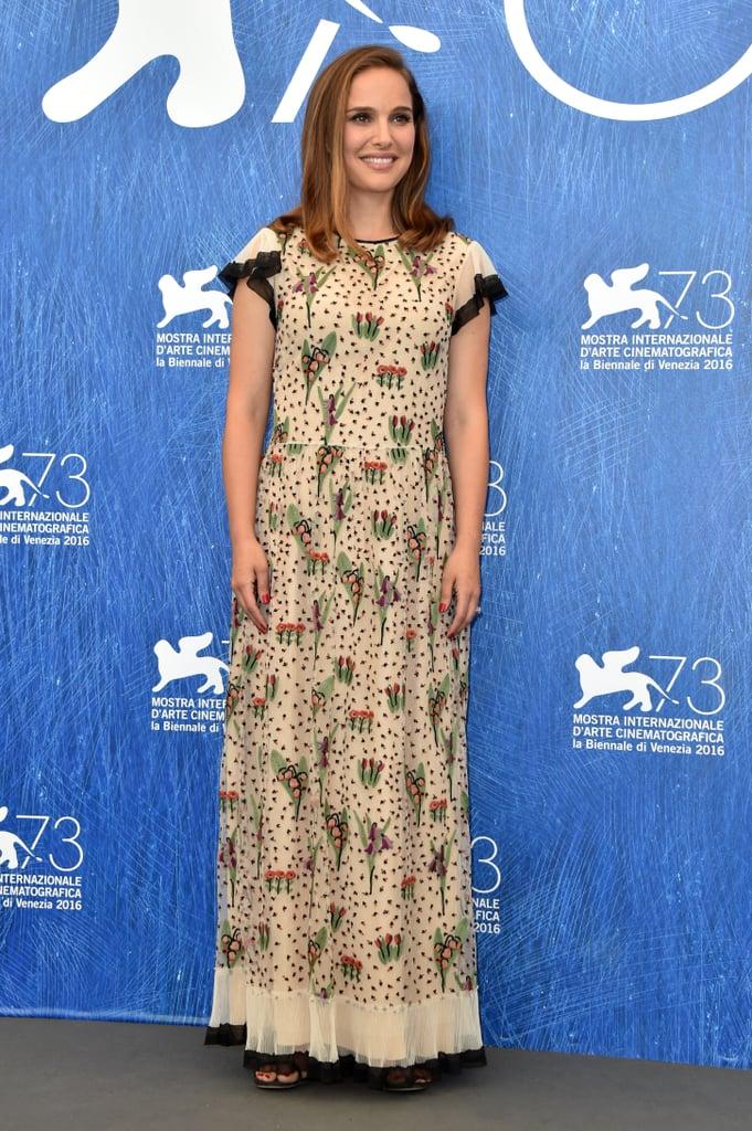 Natalie Portman at Venice Film Festival September 2016