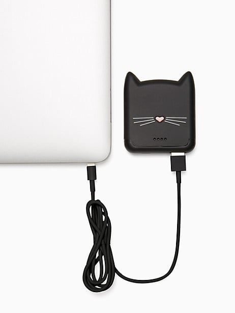 Kate Spade New York Cat Battery Bank