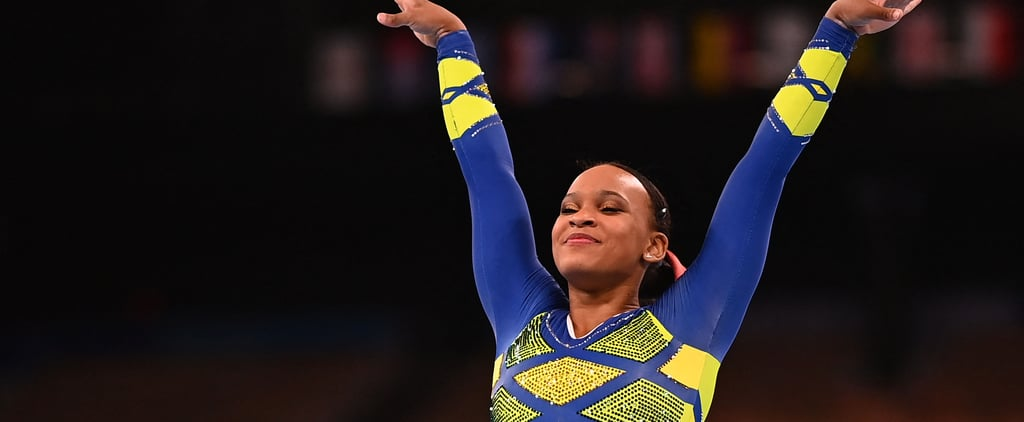 Rebeca Andrade 1st Brazilian to Medal in Women's Gymnastics