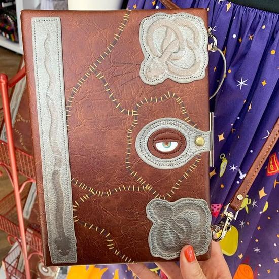 Hocus Pocus Spellbook Clutch Purse at Disney