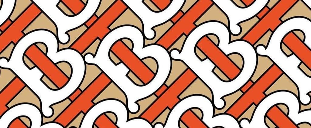 Burberry's New Logo and Monogram 2018