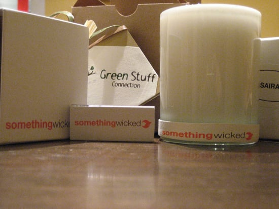 Something Wicked Candles From GreenStuff Connection