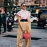 Milan Fashion Week Day 1