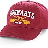 Harry Potter Hogwarts Alumni Baseball Cap
