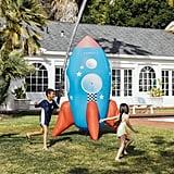 FUNBOY Backyard Rocket Ship Sprinkler