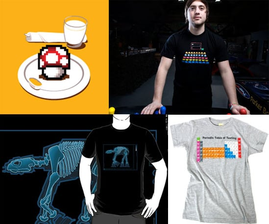 Wear Your Geek on Your Tee