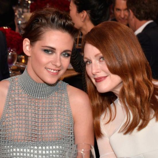 "Julianne Moore Praises Her Onscreen Daughter and ""Great Friend"" Kristen Stewart"