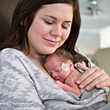 Moms Skin-to-Skin Bonding With Their Newborns in the NICU