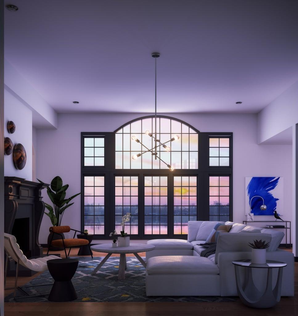 Renata-Inspired Living Room
