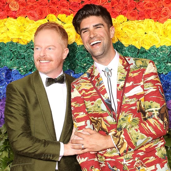 Jesse Tyler Ferguson and Justin Mikita Welcome First Child