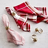 Jingle Bell Napkin Rings