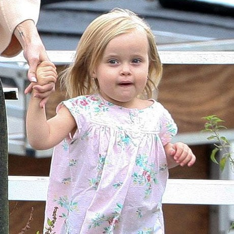 Vivienne Jolie-Pitt in Angelina Jolie's Maleficent (Video)
