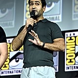 Pictured: Kumail Nanjiani at San Diego Comic-Con.