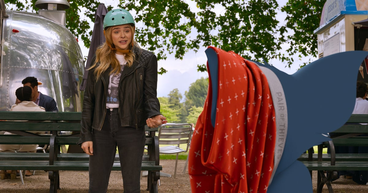 The New Tom and Jerry: Cute. But Dare We Say Chloé Grace Moretz's Costumes Are Cuter?.jpg