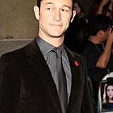 Joseph Gordon-Levitt at the 50/50 premiere.