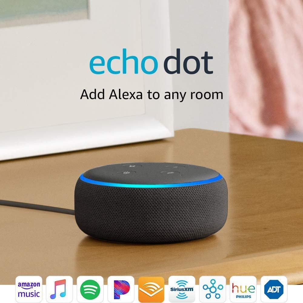 Echo Dot (3rd Generation)