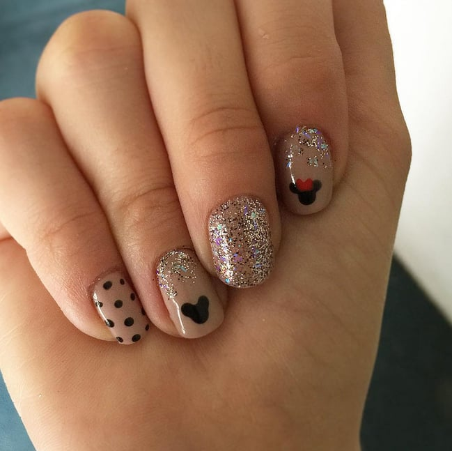 Disney Nail Art Ideas - Disney Nail Art Ideas POPSUGAR Beauty Australia Photo 13