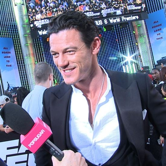 Luke Evans Interview About Fast & Furious 6 | Video ...