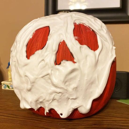 Disney Poison Apple Pumpkin DIY