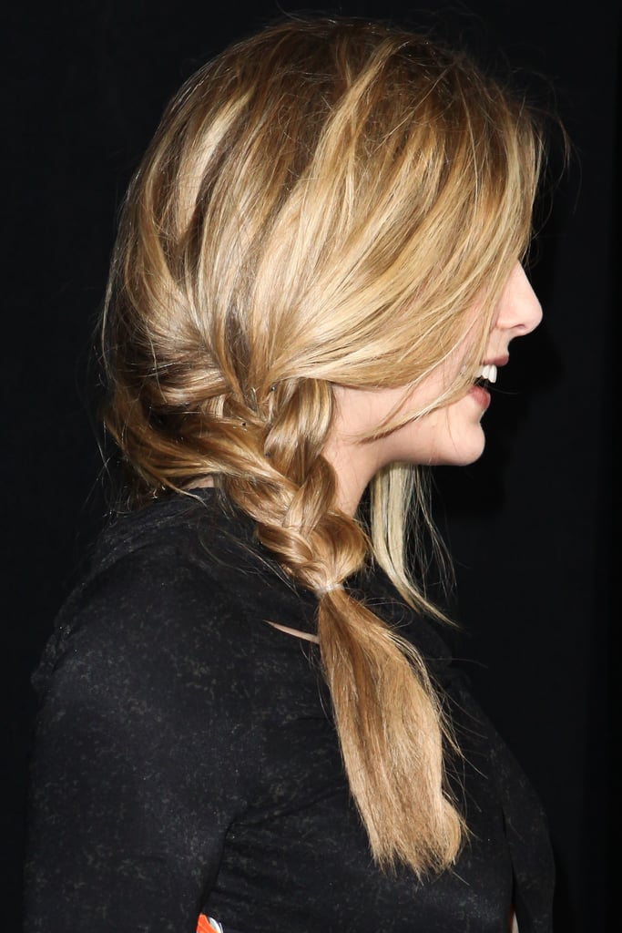 Hairstyles You Can Do : Easy Hairstyles You Can Do In Your Car POPSUGAR Beauty Australia