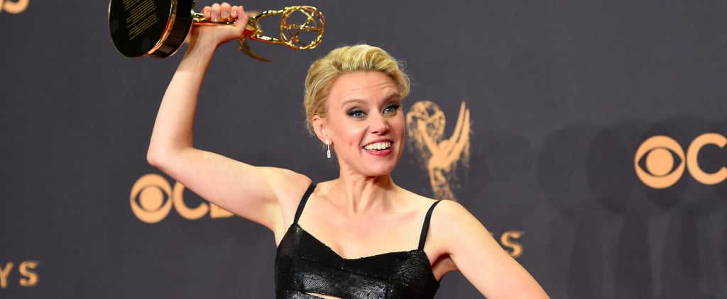 You Better Believe Kate McKinnon Thanked Hillary Clinton in Her Emmy Speech