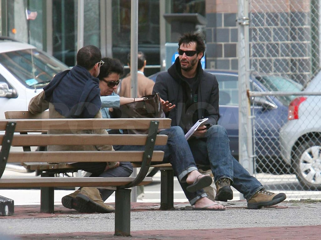 Nice Keanu Reeves Bench Part - 8: Pictures Of Keanu