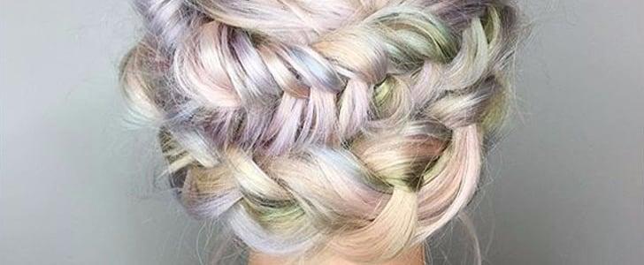 Pastel Hair Color Trend